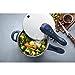 WMF Perfect Plus Schnellkochtopf 6,5l, Cromargan Edelstahl poliert, 2 Kochstufen Einhand-Kochstufenregler, induktionsgeeignet, spülmaschinengeeignet, Ø 22 cm - 2