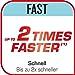 Tefal Clipso Minut Easy Druckkochtopf, Edelstahl, bunt 22 cm - 7