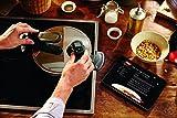 Fissler Schnellkochtopf Edelstahl vitavit premium digital / 6.0 L Dampfkochtopf 22 cm Durchmesser / inkl. vitacontrol digital Kochassistent / Induktion, Gas, Ceran, Elektro / 620-304-06-070/0 -