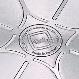 Fissler Schnellkochtopf-Set vitavit premium 2 teilig / Schnellkochtopf 4,5 L u. Schnellbratpfanne 2,5 L / 22cm Durchmesser mit Einsatz / -620-301-11-070/0 -